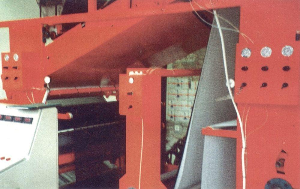 Flexible filter production unit